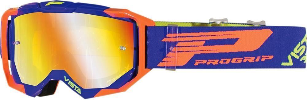 Progrip Crossbril 3303 FL Blue/Fluo Orange