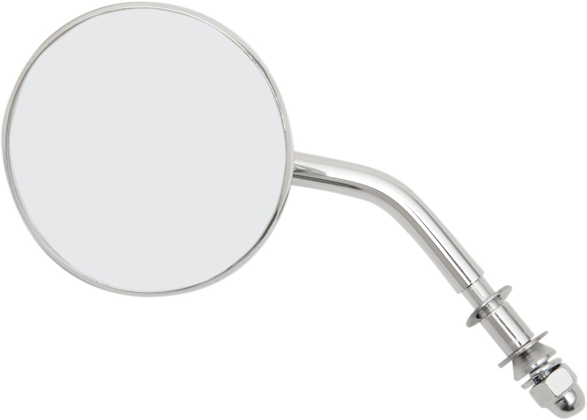 MIRROR 3 STAMPED CHROME