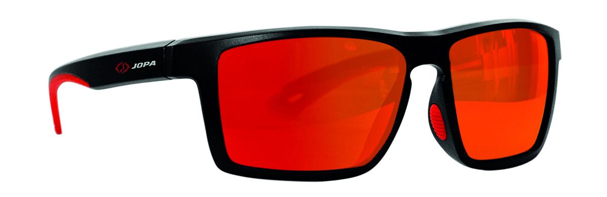Jopa Sunglasses V200 Black-Red