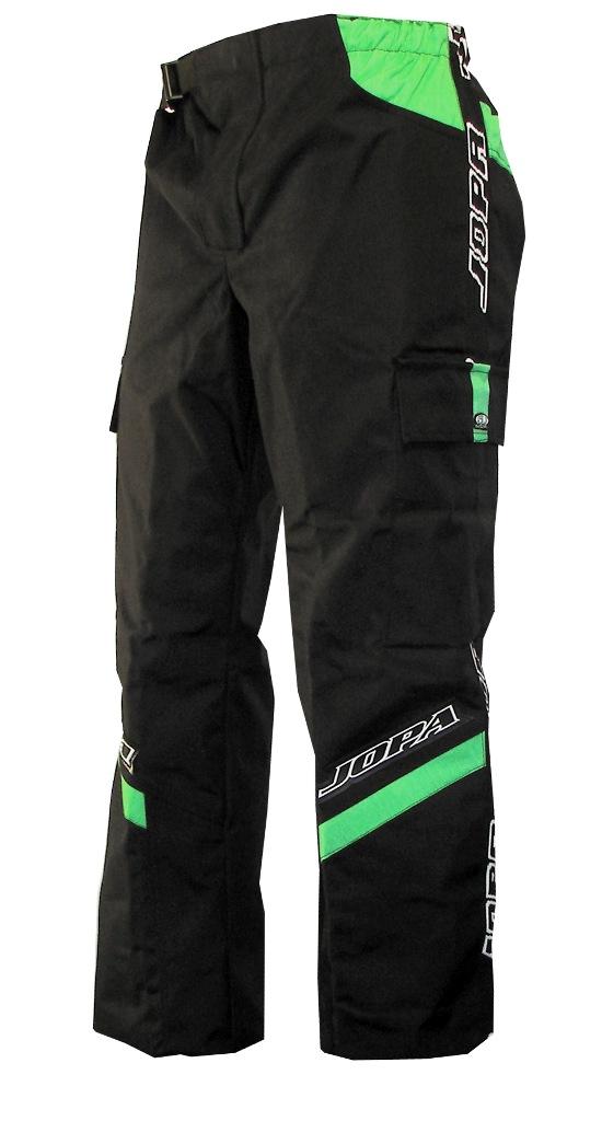 Jopa Baggypants 28 Black Green
