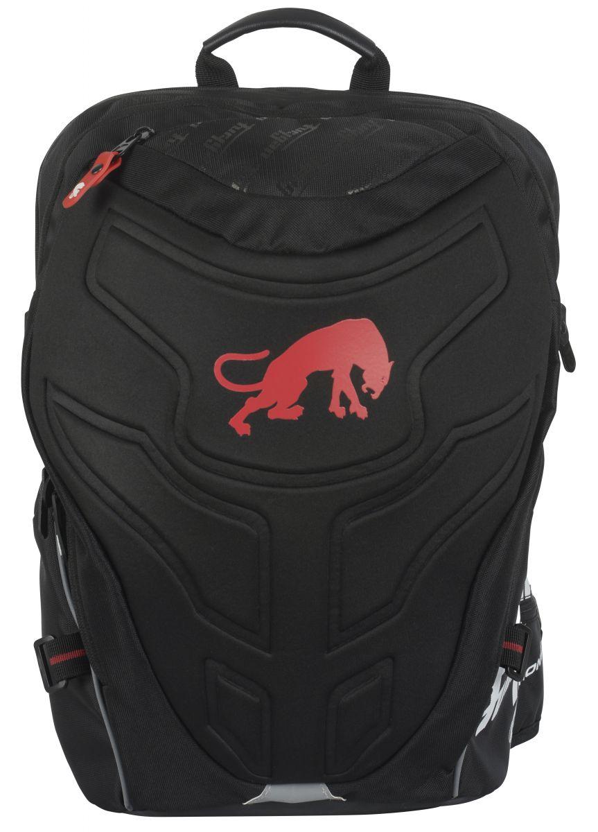 Furygan 7458-108 Bags Cyclone Black-Red