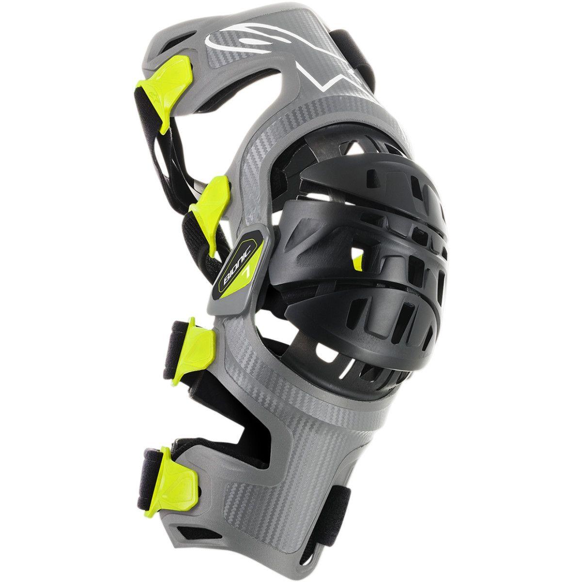 Alpinestars Bionic-7 Knee Brace Set (links en rechts)