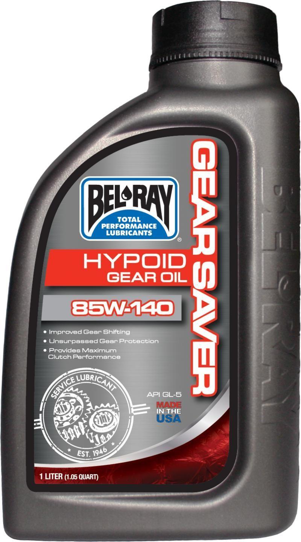 Bel-Ray Hypoid Gear Oil 85W-140 1 Liter
