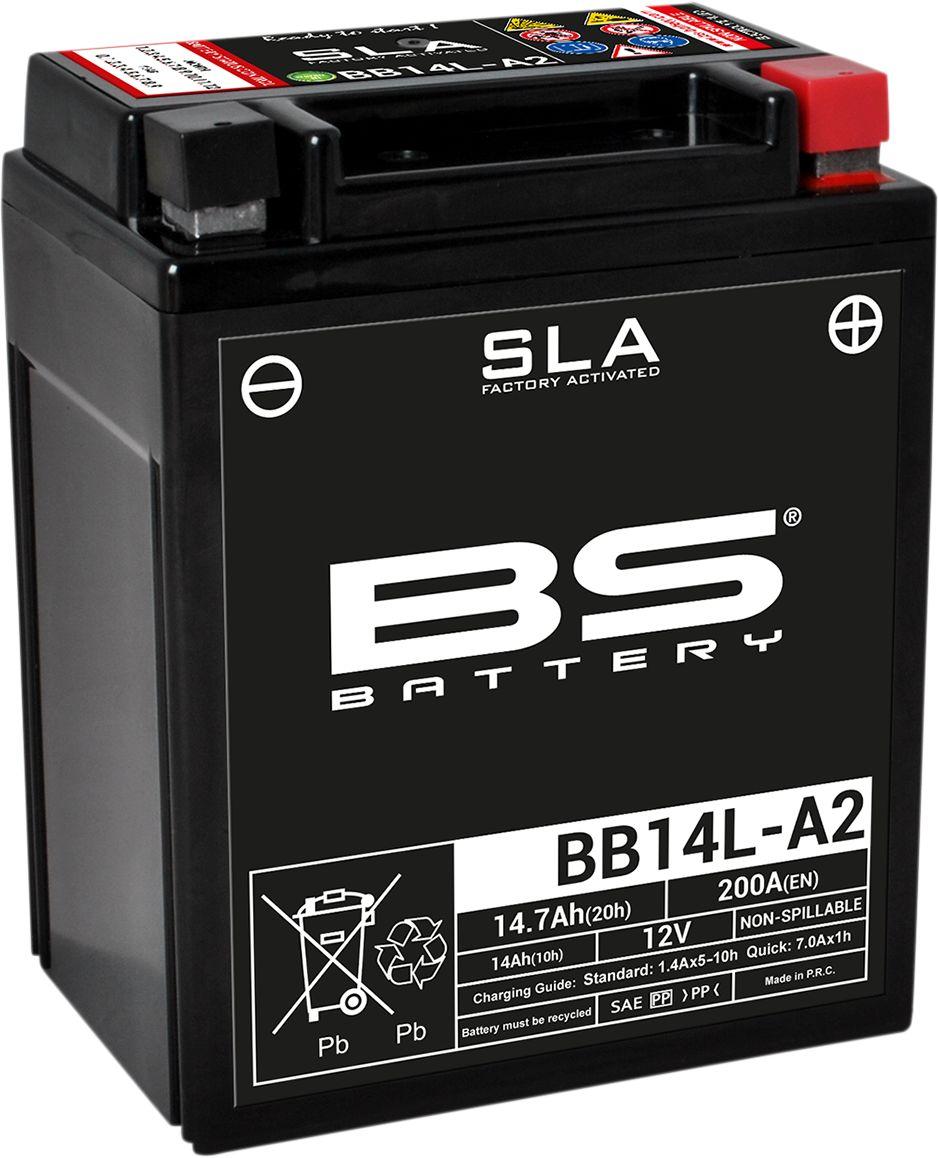 BATTERY BS BB14L-A2 SLA