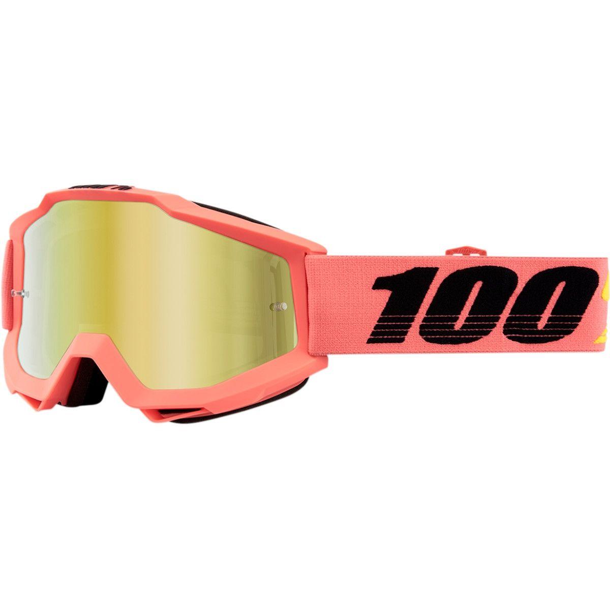 100% Crossbril Accuri Rogen Mirror Gold