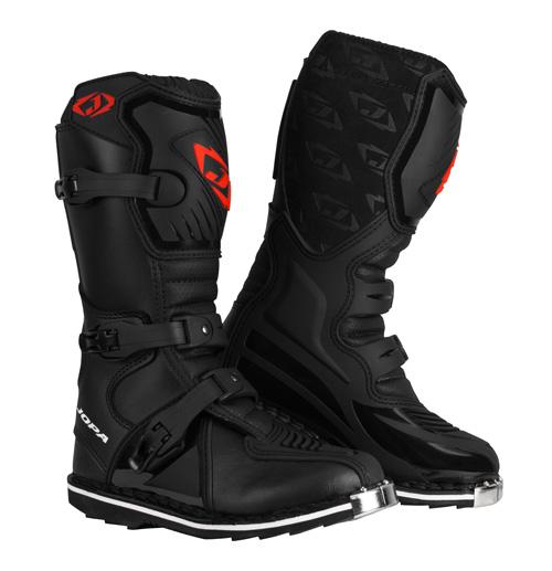 Jopa MX-Boots JS-10 KIDS Black 32