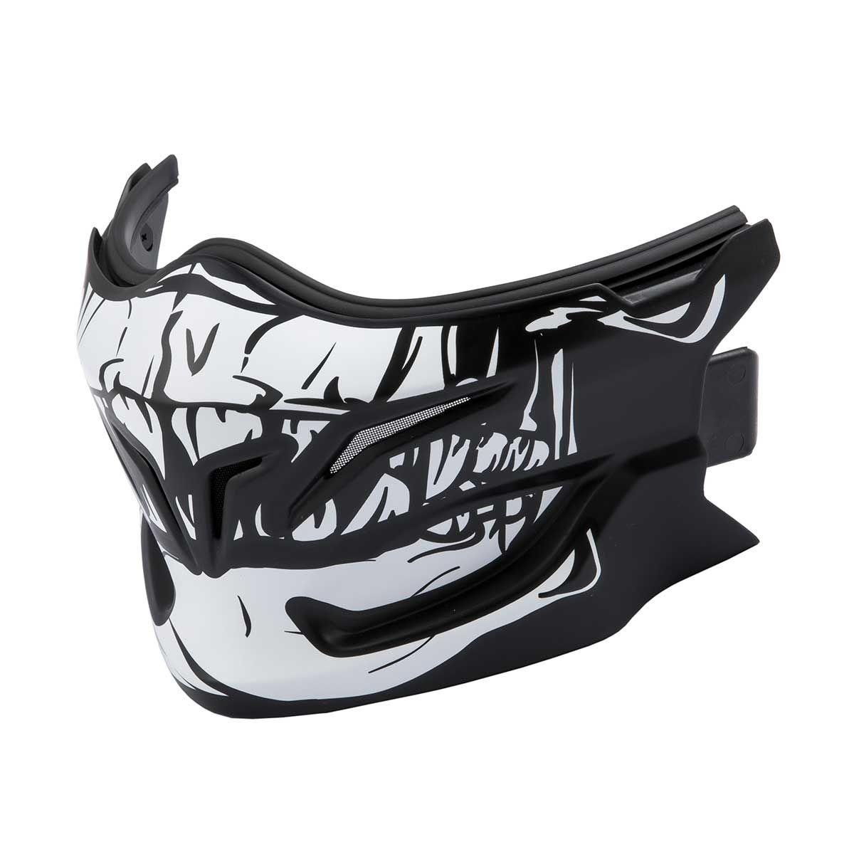 Scorpion Masks voor de Scorpion EXO-Combat Jethelm-Skull