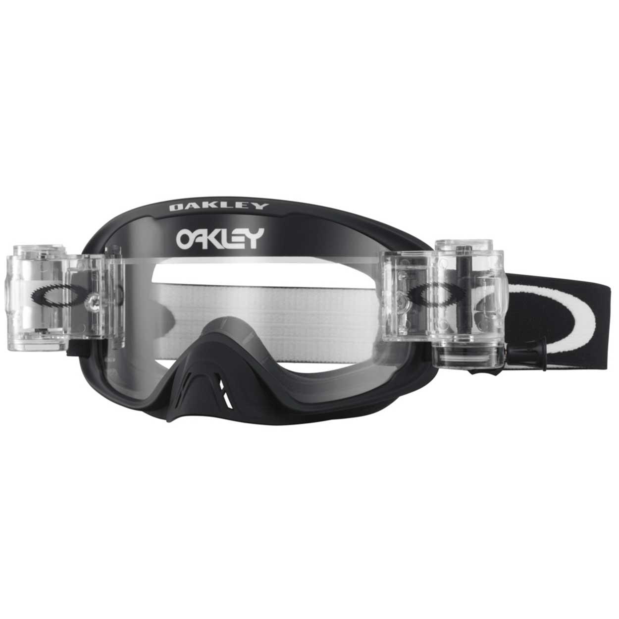 Oakley O-frame 2.0 MX Race Ready Roll-Off Matte Black