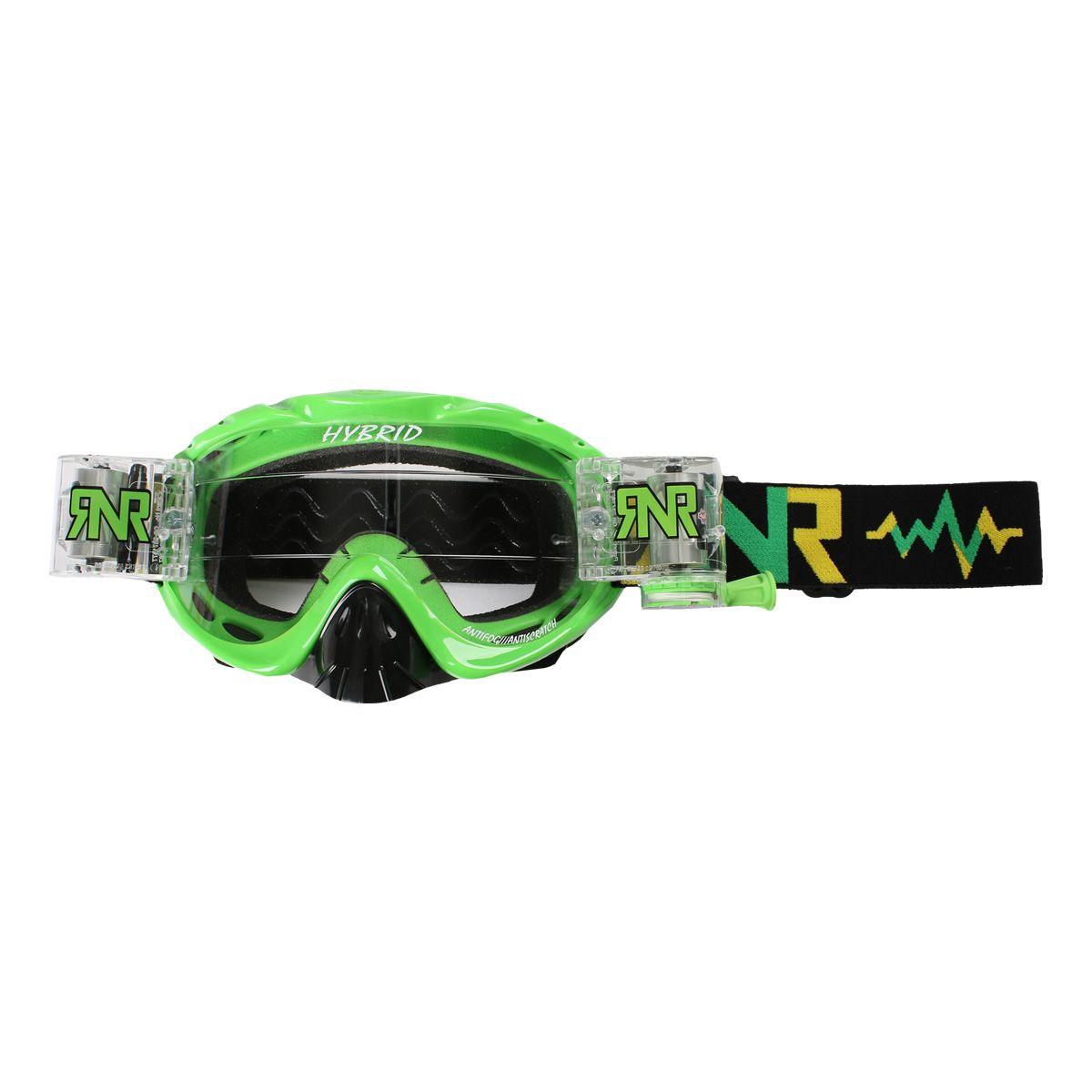 Rip 'n Roll Bril Hybrid + Roll Off Green
