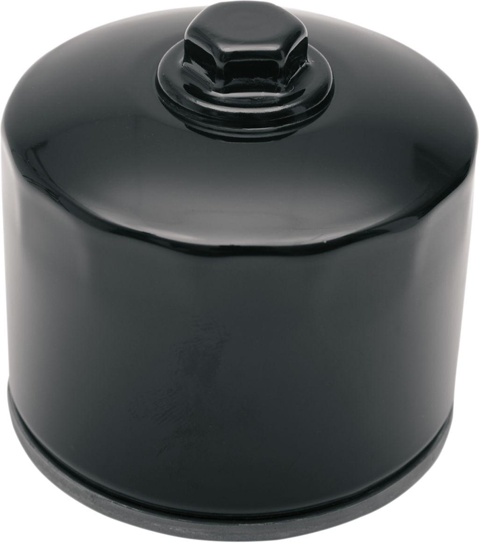 FILTER OIL BLK W/NUT