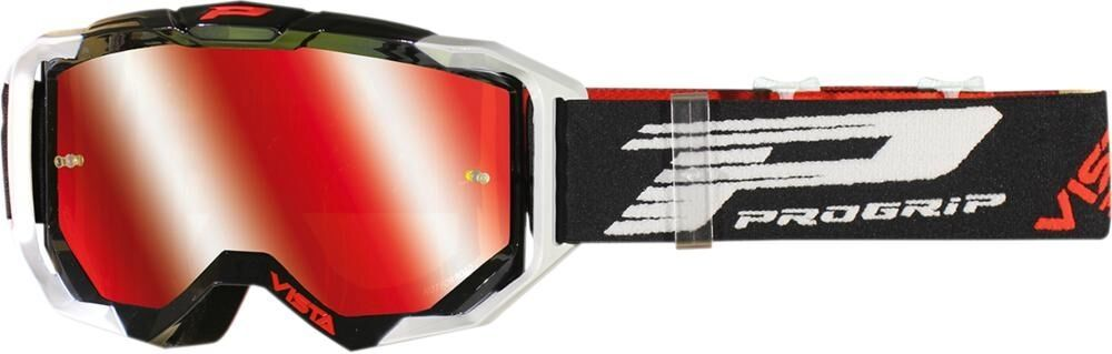 Progrip Crossbril 3303 FL Black/White