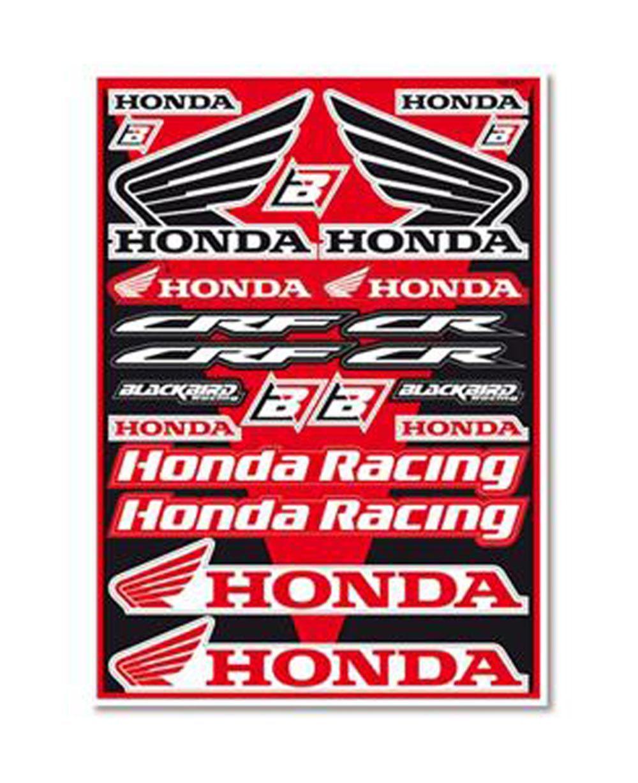 Blackbird Universal Sticker Kits Honda