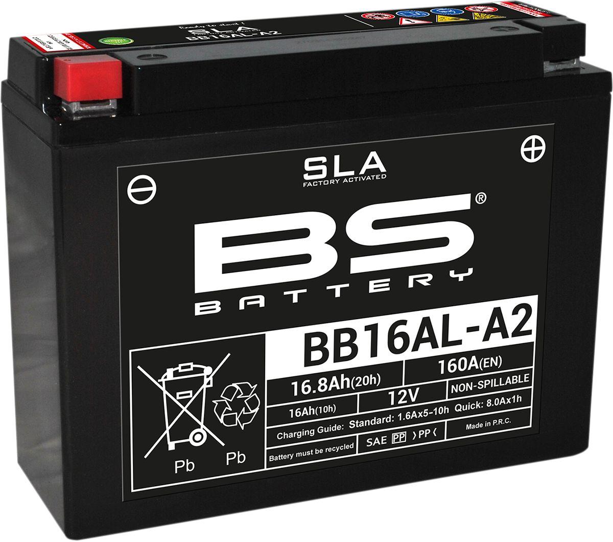 BATTERY BS BB16AL-A2 SLA