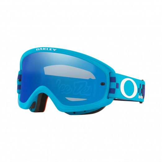 Oakley Crossbril O Frame 2.0 Pro Youth TLD Checkerboard Blue