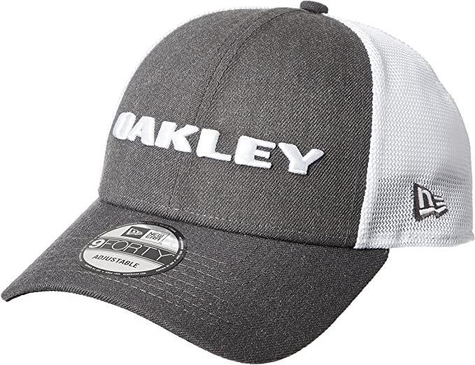 Oakley Heather New Era Cap Grey