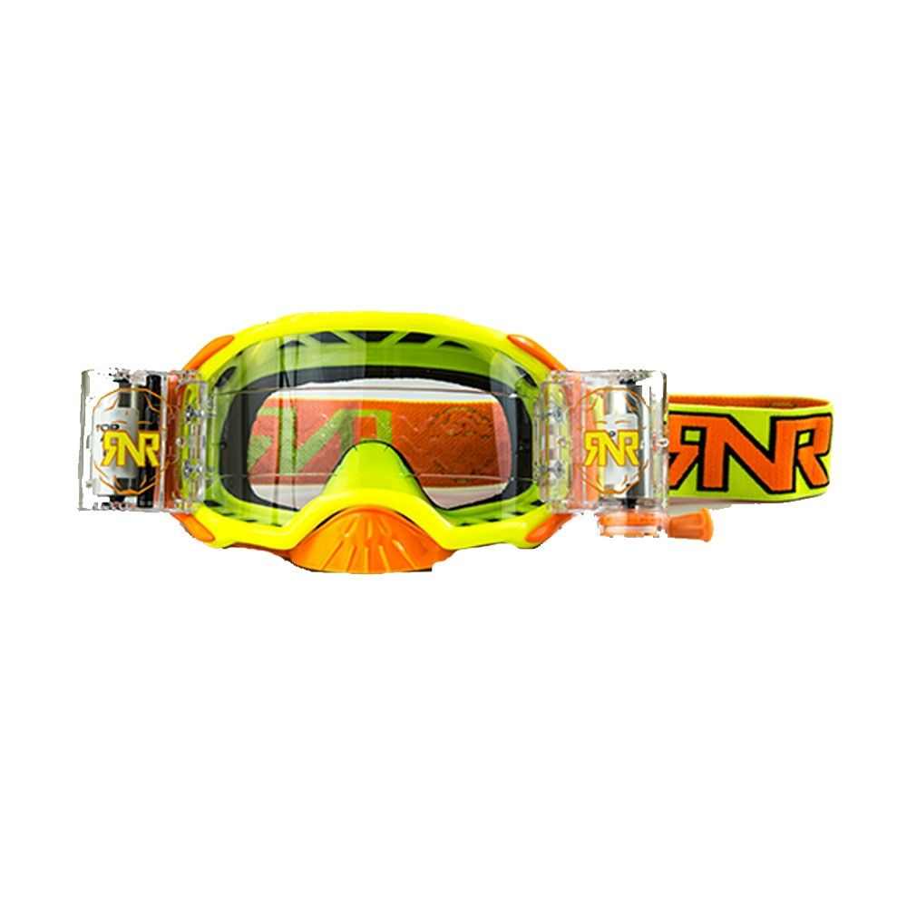 Rip `n Roll Crossbril Platinum (48mm Roll Off) Yellow Fluo