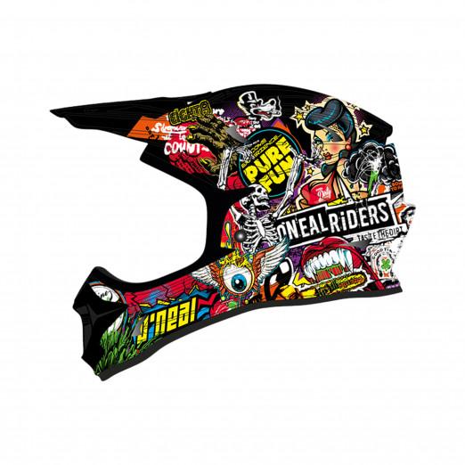 O'Neal Kinder BMX Helm Sonus Crank