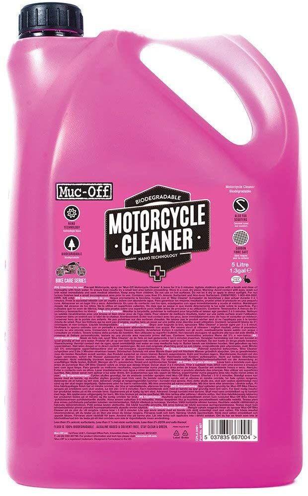 Muc-Off Super Motorcycle Bike Cleaner 5 liter