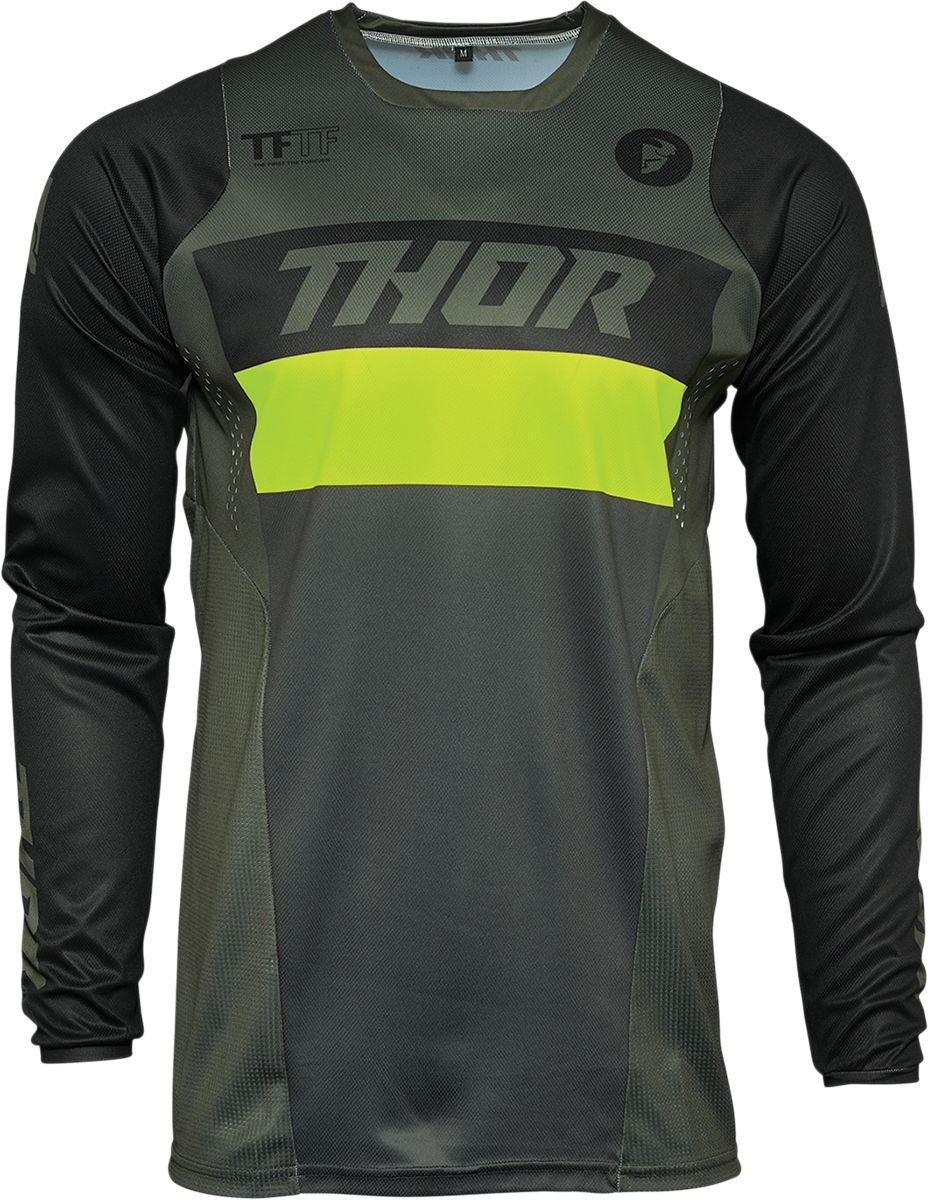 JERSEY PULSE RACER ARMY SM