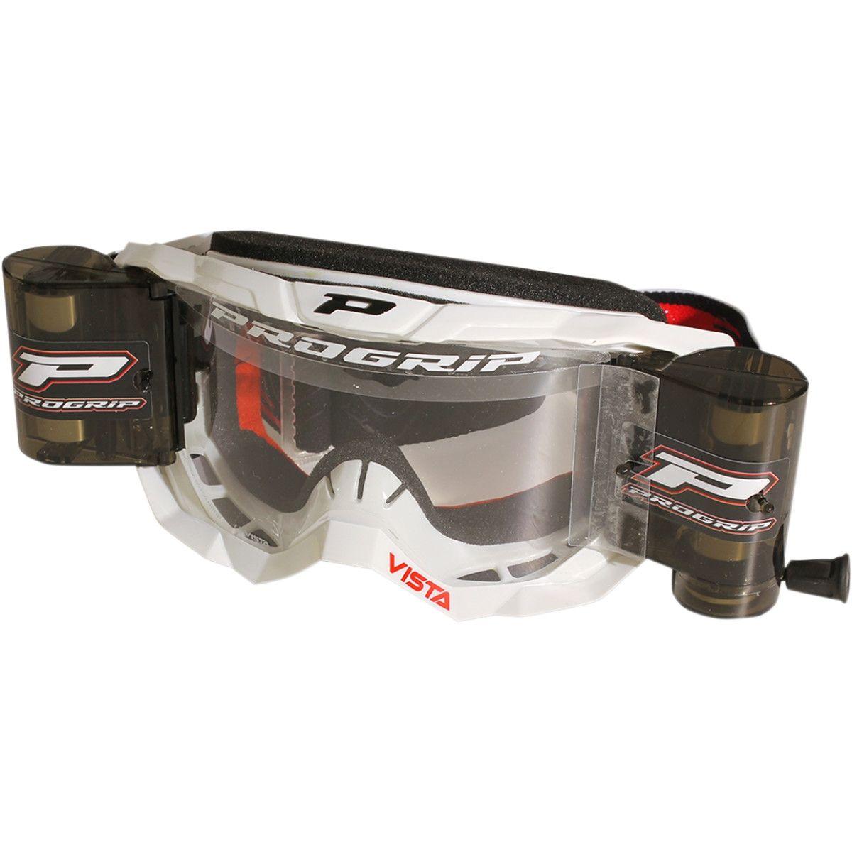 Progrip Vista roll-off XXXL crossbril wit