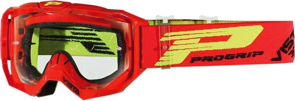 Progrip Crossbril 3303 FL Red