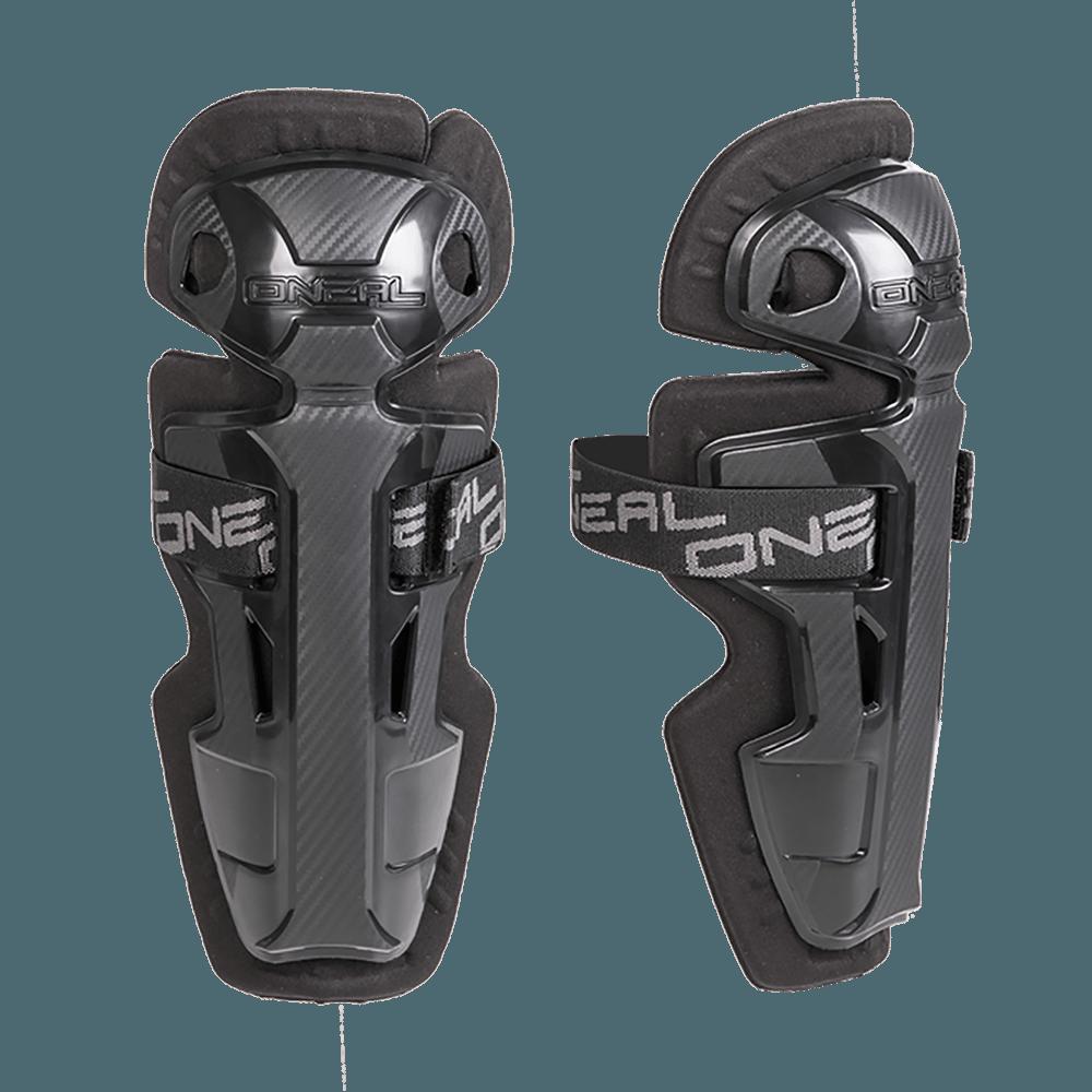O'Neal Kinder Knie Beschermers Pro II RL Carbon Look