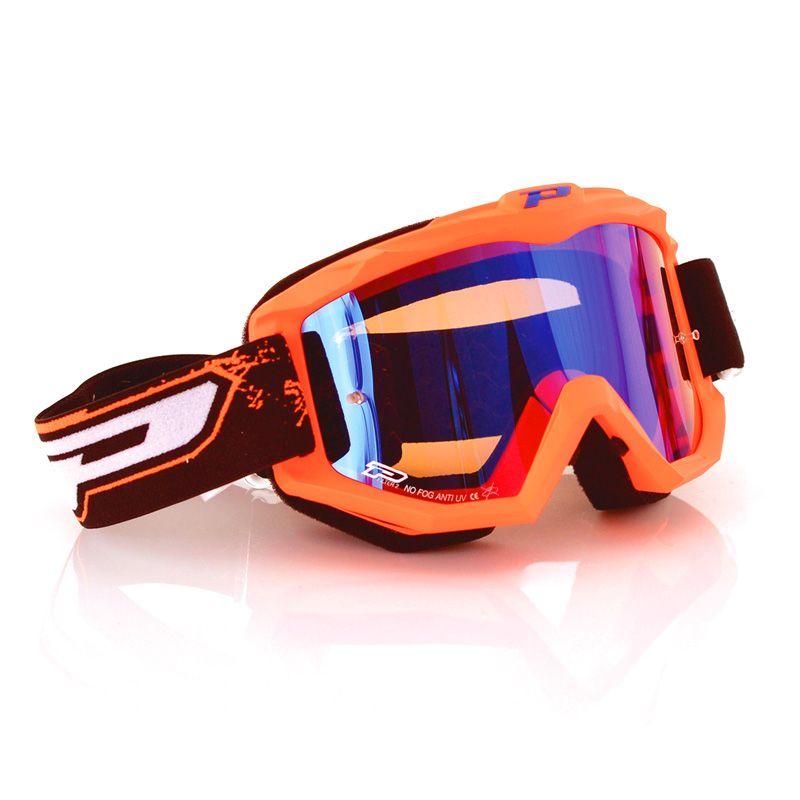 Progrip Crossbril 3204 Fluo Orange/Mirror Orange