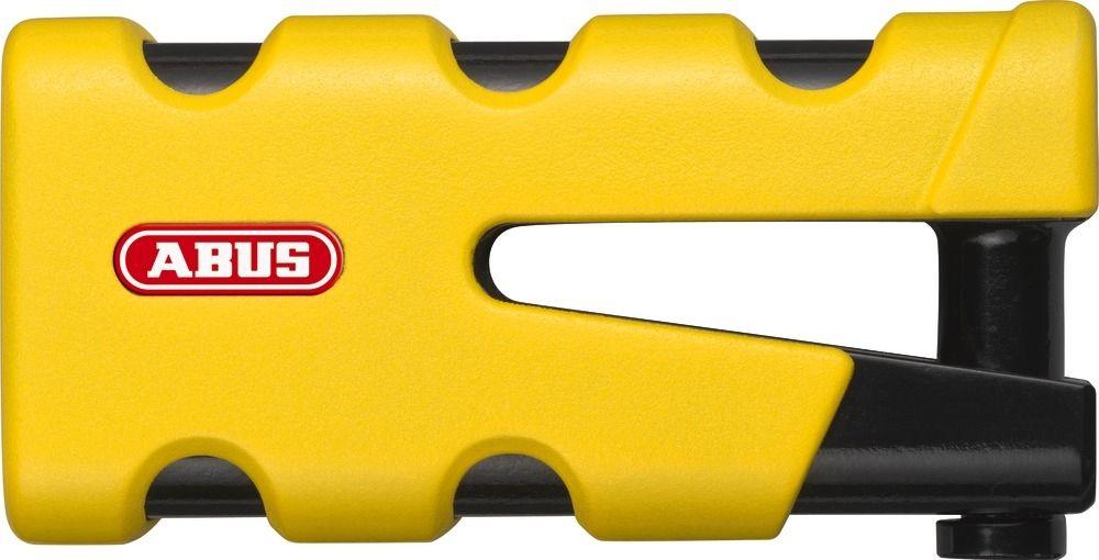 ABUS Disclock 77 granit sledg grip yellow