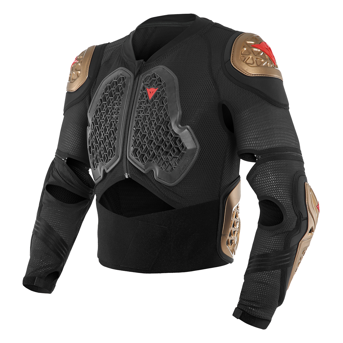 Dainese MX 1 Bodyprotector Copper