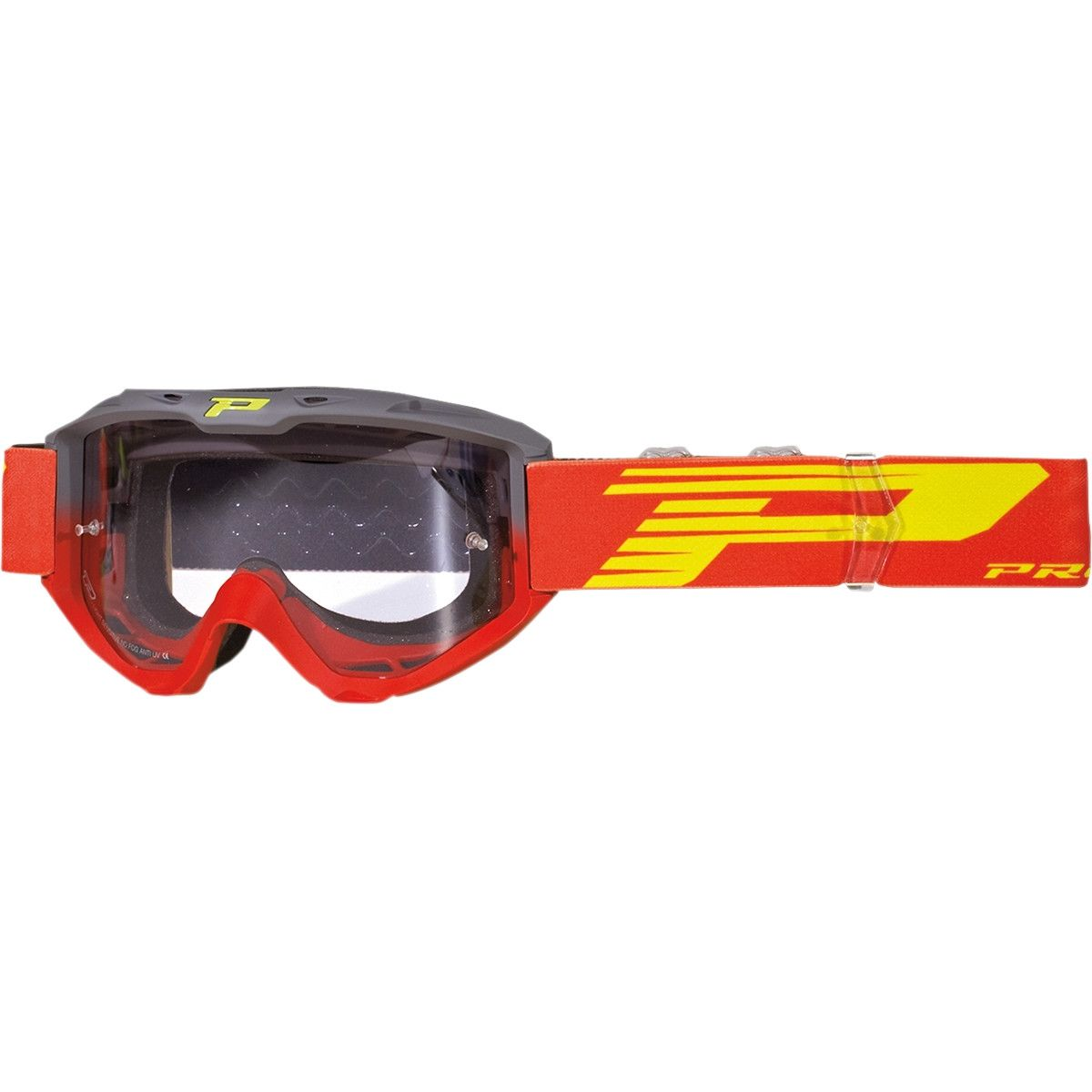 Progrip Crossbril 3450 Light Sensitive Riot Red/Grey