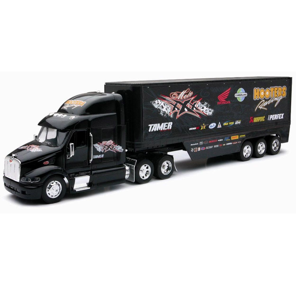 Miniatuur Truck Honda Hooters 1:32