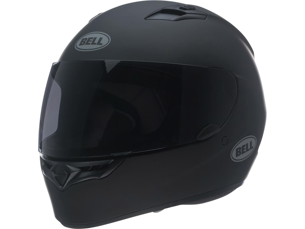 Bell Qualifier Integraalhelm Solid Black Matte