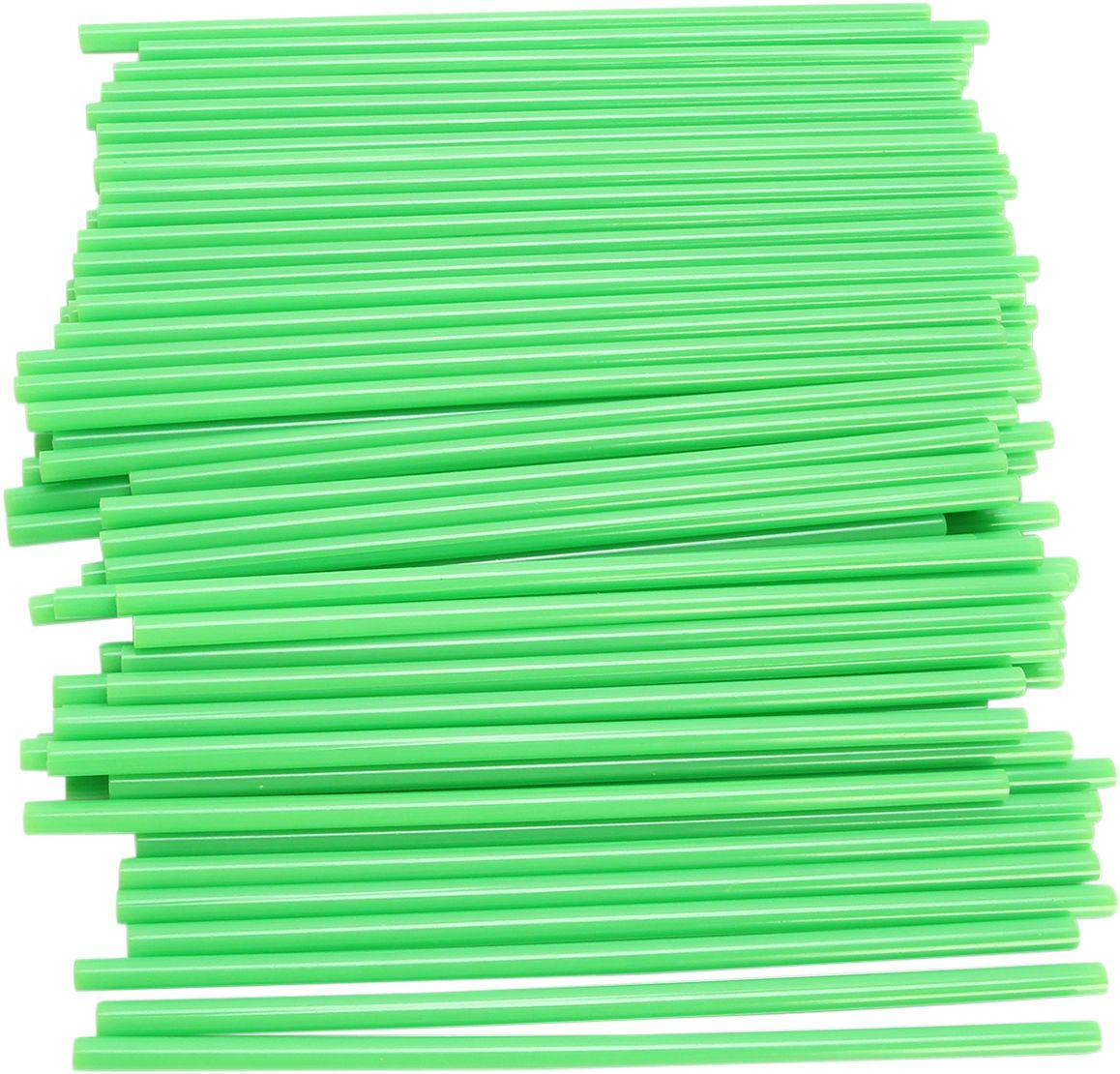 SPOKE COVERS GREEN 80PK