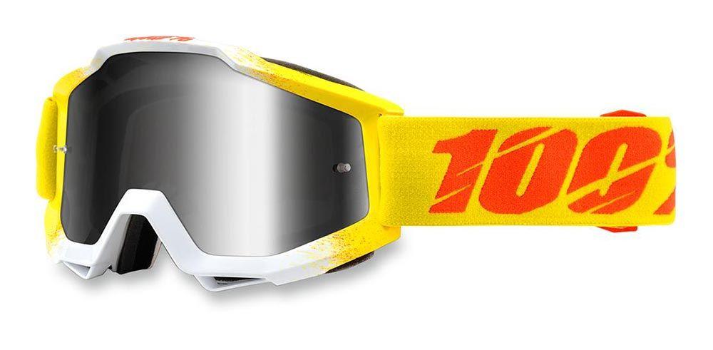 100% Crossbril Accuri Zest/Mirror Silver