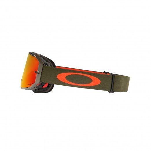 Oakley Airbrake Crossbril Dark Brush Orange Prizm Trail Torch