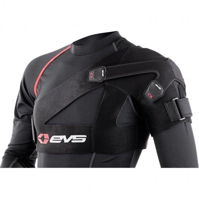 EVS Schouder Brace Stabilisator Black SB03
