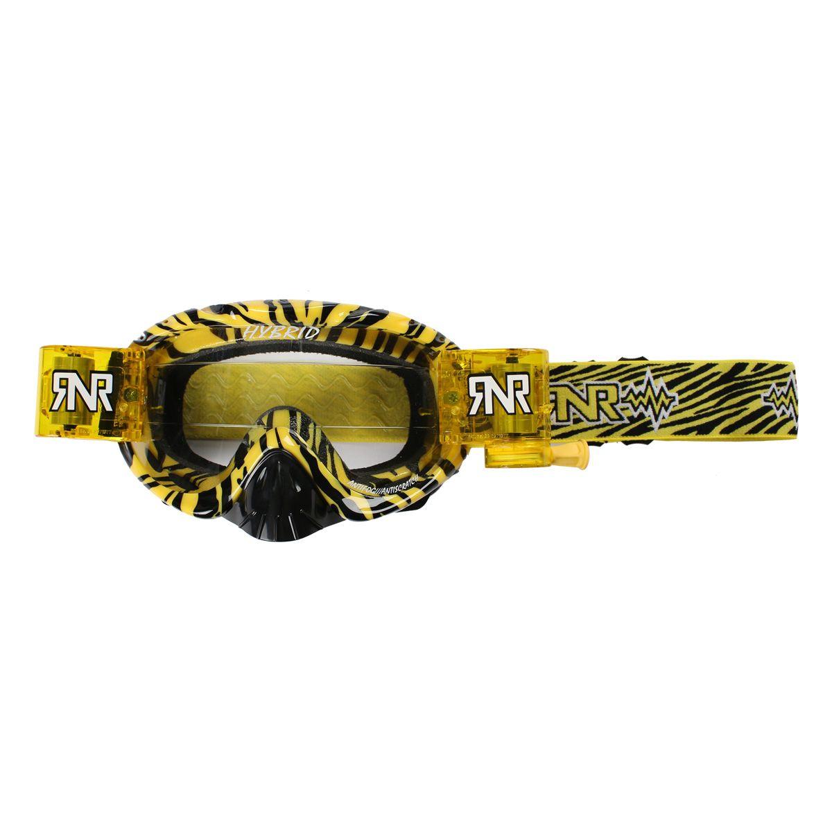 Rip 'n Roll Bril Hybrid + Roll Off Wild Yellow