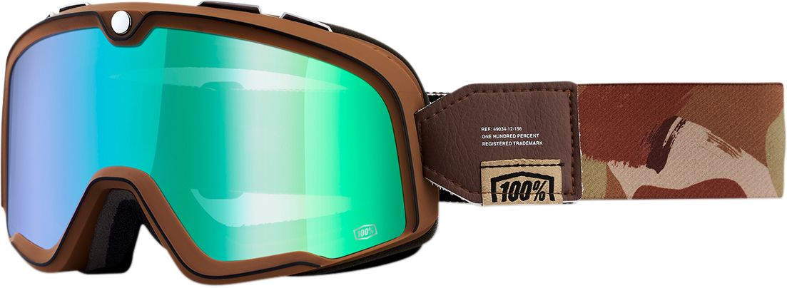 100% Crossbril Barstow Pendleton Mirror green