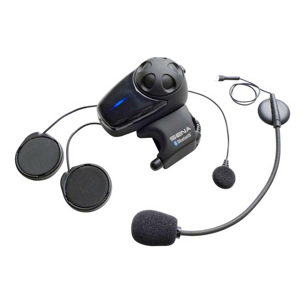 Sena Headset SMH-10 Bluetooth Stereo Headset/Intercom met universele Mic (SMH10-11)