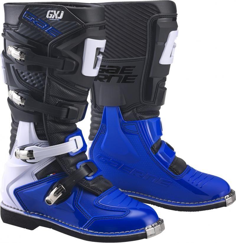 Gaerne GX-J Kinder Crosslaarzen Black/Blue