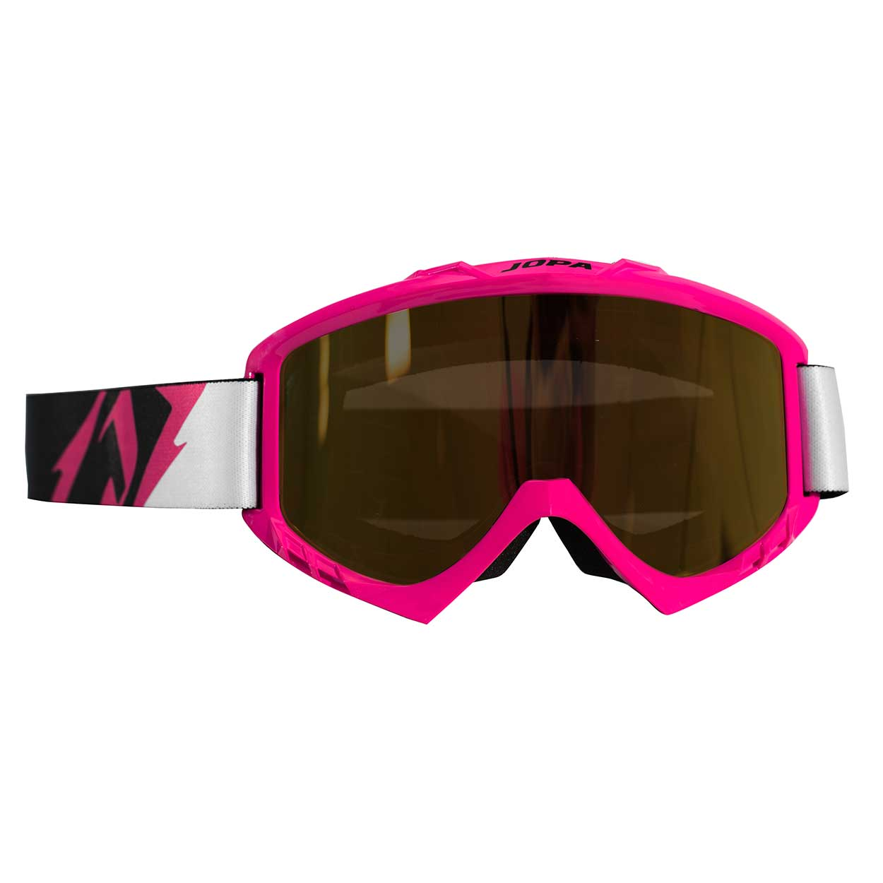 Jopa MX-Goggle Poison Neon Pink