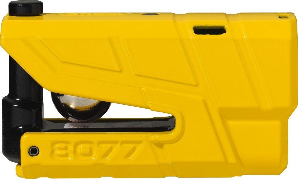 ABUS Disclock 8077 detecto yellow