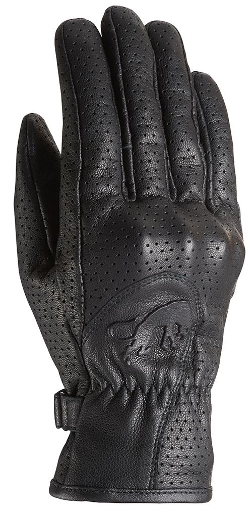 Furygan 4442-1 GR2 Full Vented Gloves Black 3XL