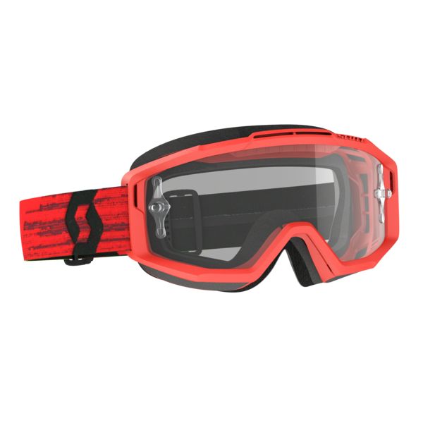 Scott Crossbril Split OTG (voor brildragers) Red