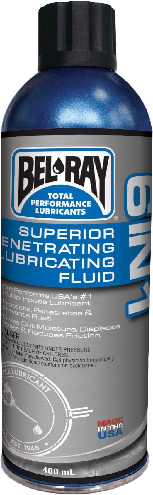 Bel-Ray 6-IN-1 Multipurpose Lubricating Spay 400 ml