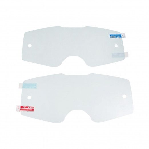 Oakley MX Lens Protector Sheets Front Line 2-pack