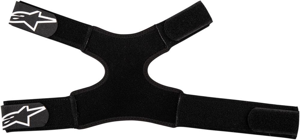 Alpinestars XL/XXL Dual Strap Kit Voor Fluid Pro & Fluid Tech Carbon Knee Brace