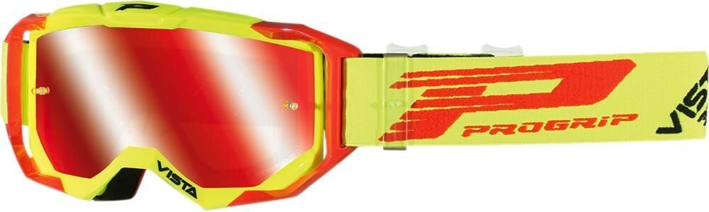 Progrip Crossbril 3303 FL Fluo Yellow/Red