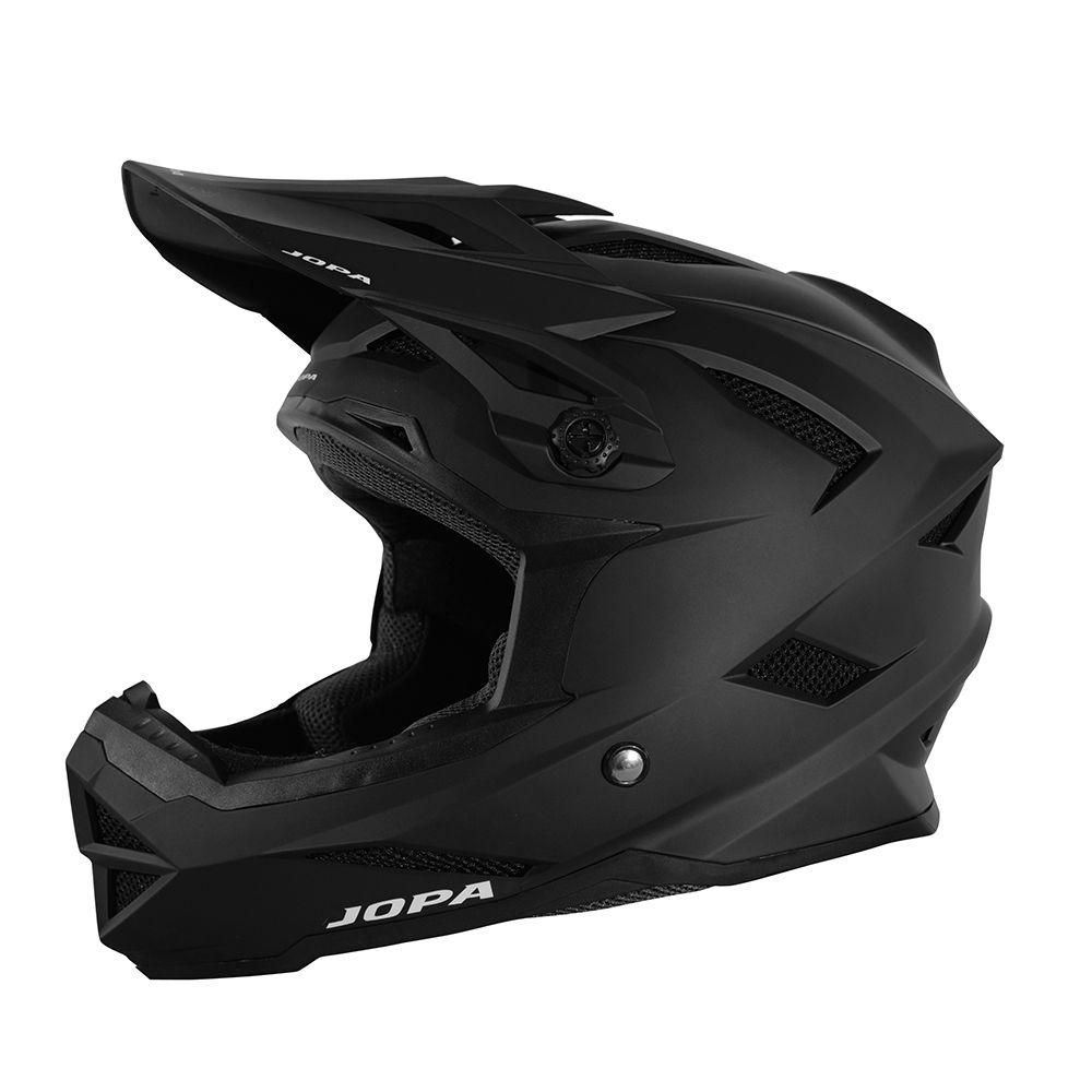 Jopa BMX Helm Flash Matt Black
