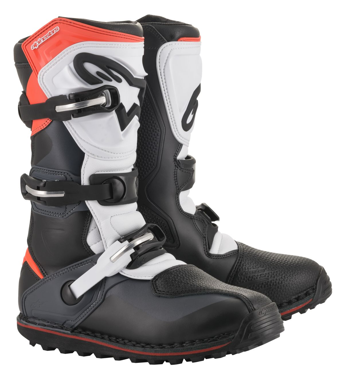 Alpinestars Enduro Laarzen TECH-T BK/GY/RD 10
